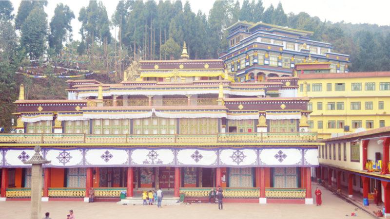 Gangtok day tour SMILE PANDA Tours2