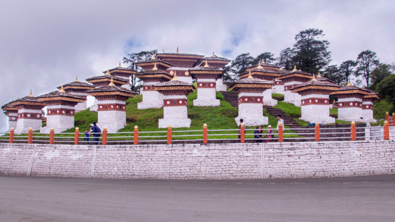 Punakha day tour SMILE PANDA Tours 2
