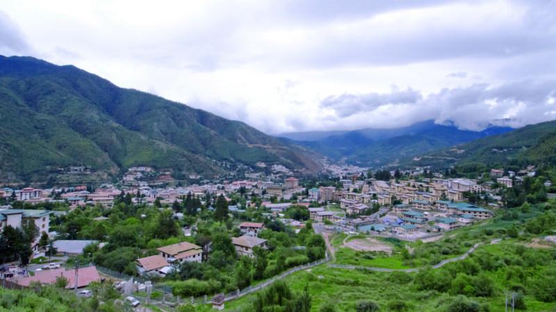 Thimphu-Tango Monastery day hike
