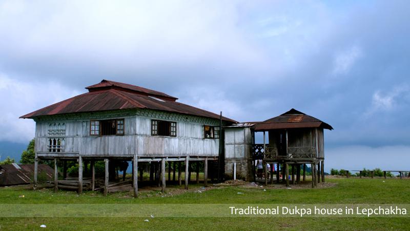 Dukpa house Lepchakha_SPT