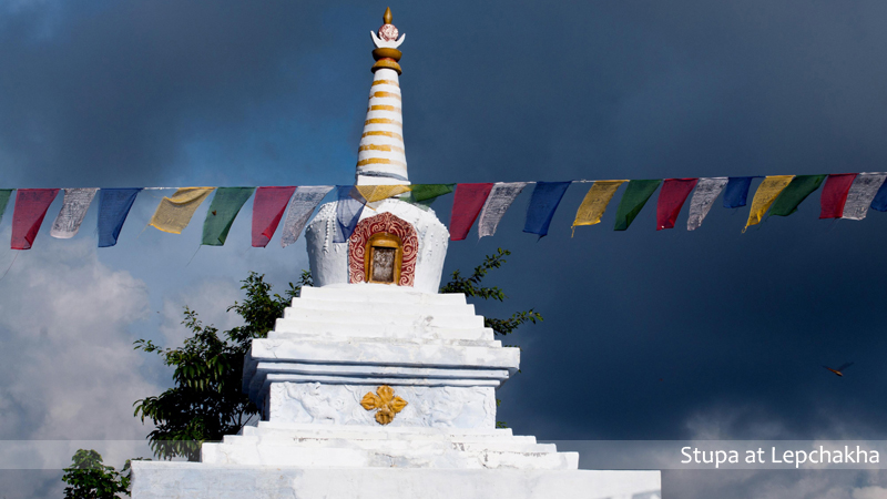 Lepchakha Stupa_SPT