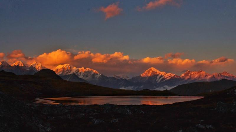 Sikkim Sacred Lakes Trek